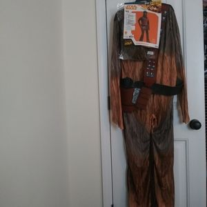 🆕NWT Star Wars Chewbacca Halloween Costume